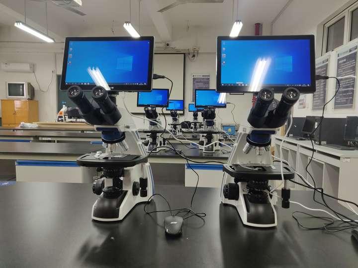 显微镜互动实验室系统