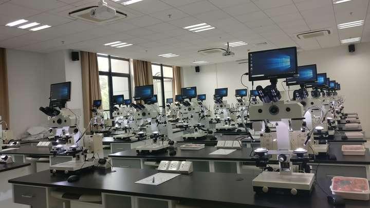 显微镜互动教学系统方案