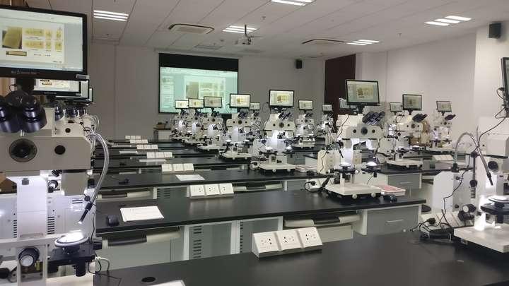 显微镜数字互动实验室系统